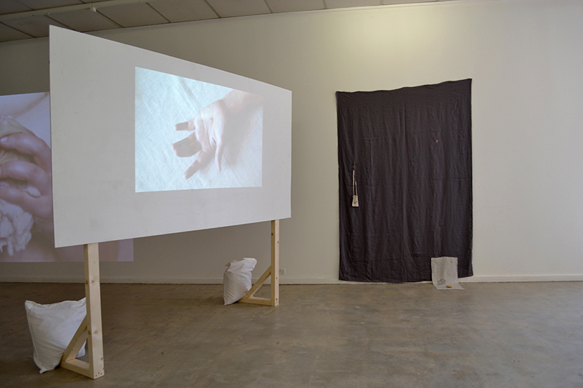Anna Dunnill_To Puncture To Pierce - Altar Piece_HINTK_Sister Gallery_ May 2017